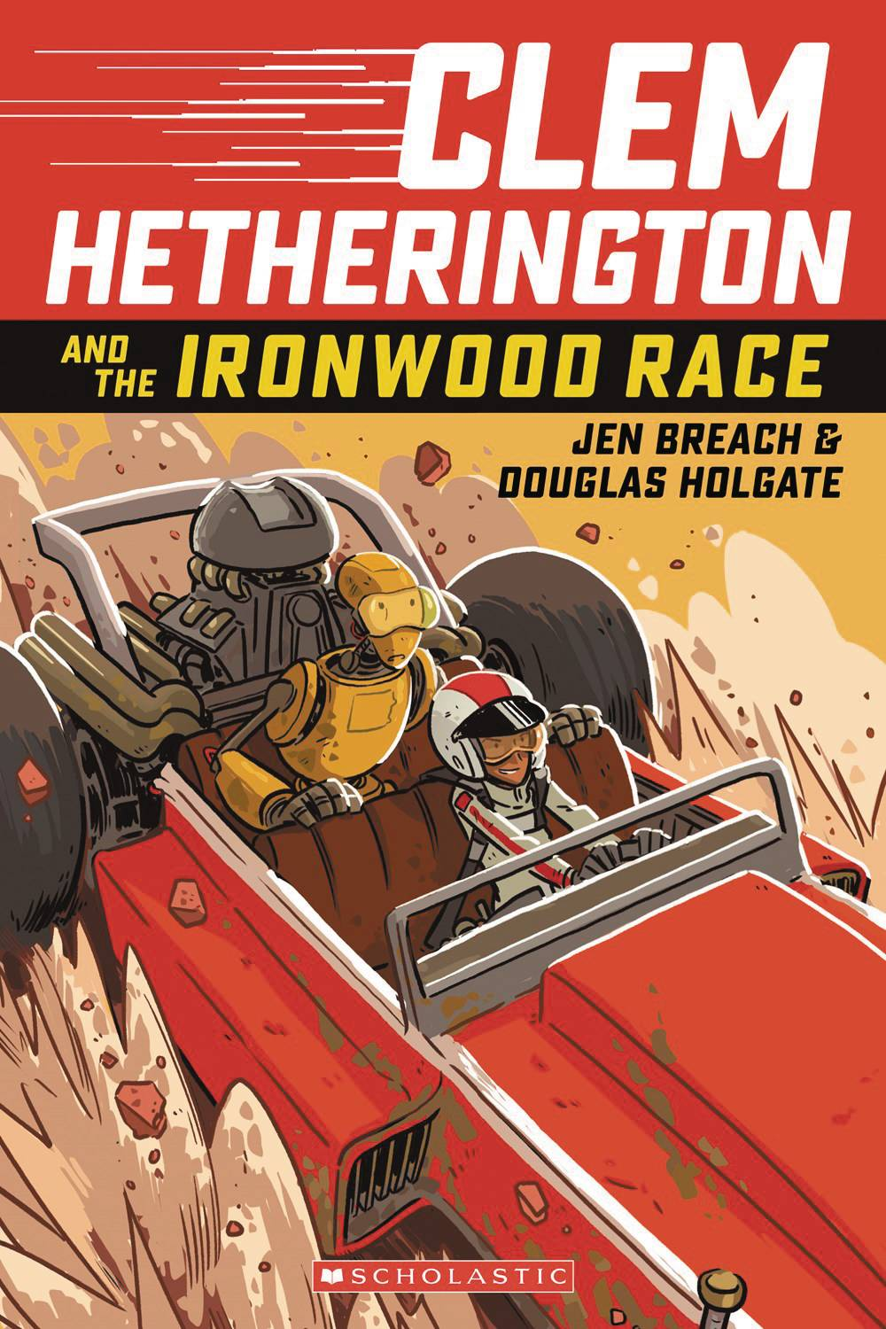 Clem Hetherington Gn Vol 01 Ironwood Race