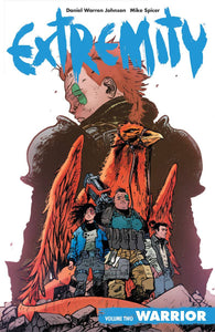Extremity Tp Vol 02 Warrior