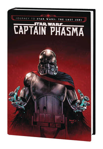 Journey Star Wars Last Jedi Capt Phasma Hc