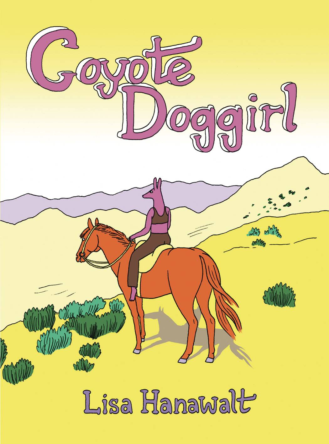 Coyote Doggirl Hc