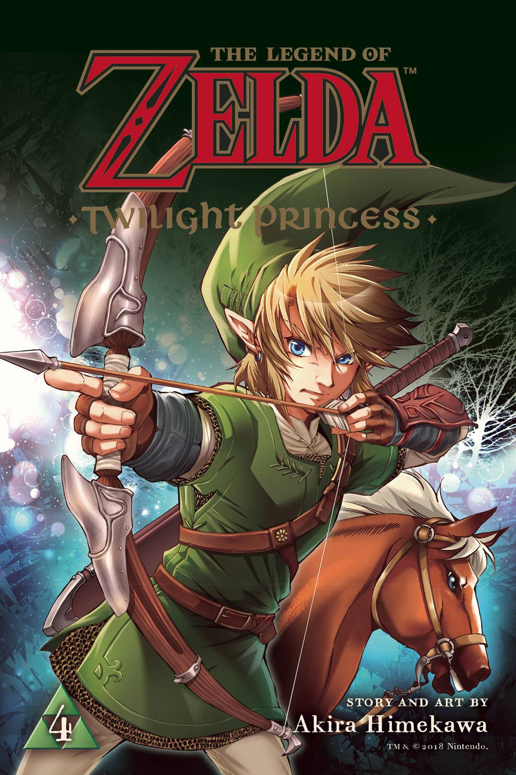 Legend Of Zelda Twilight Princess Gn Vol 04