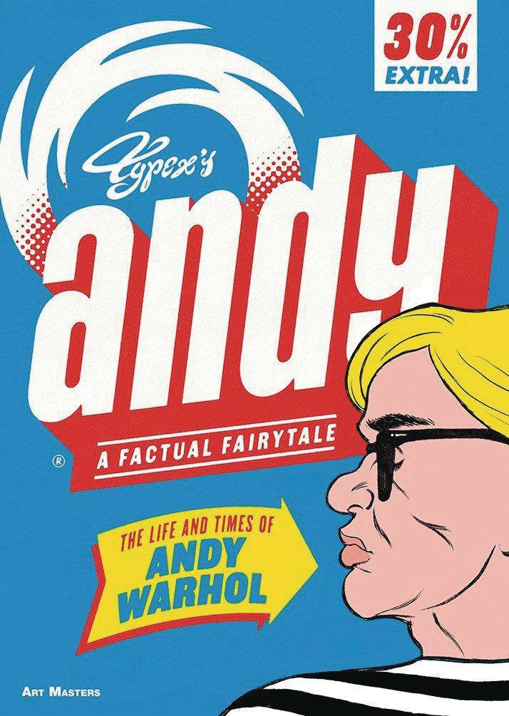 Andy Life & Times Of Andy Warhol Gn
