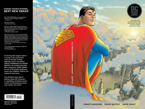 All Star Superman Tp Black Label