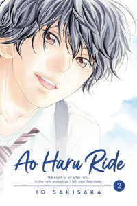 Ao Haru Ride Manga Gn Vol 02