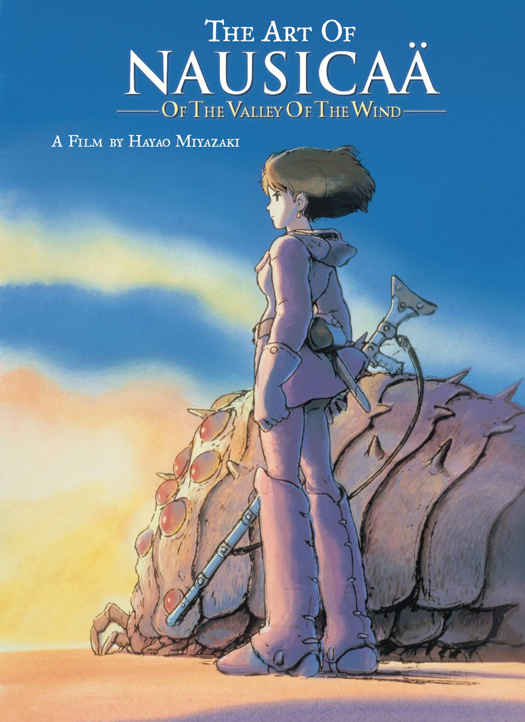 Art Of Nausicaa Of Valley Of Wind Hc