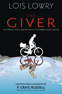 Lois Lowry Giver Gn