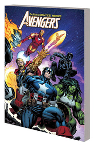 Avengers By Jason Aaron Tp Vol 02 World Tour
