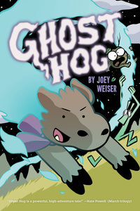 Ghost Hog GN - Books