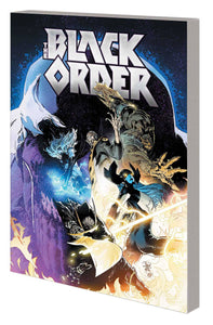 Black Order Tp Warmasters Of Thanos