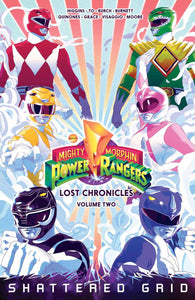 Mighty Morphin Power Rangers Lost Chronicles Tp Vol 02