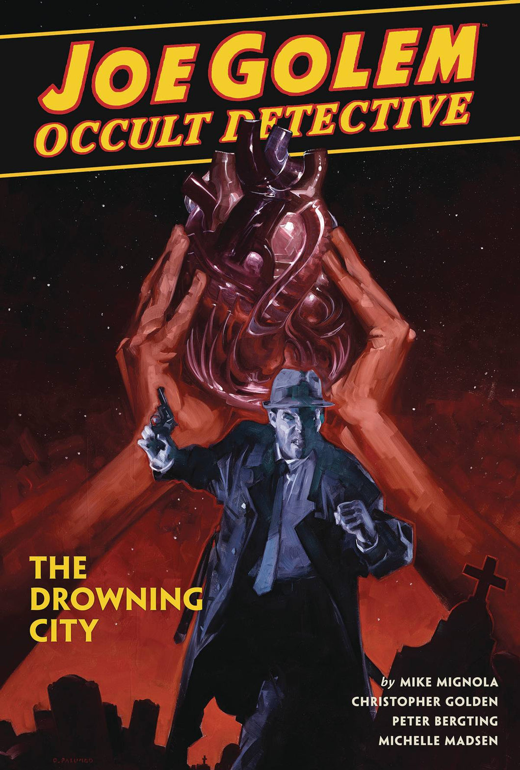 Joe Golem Occult Detective Hc Vol 03 Drowning City