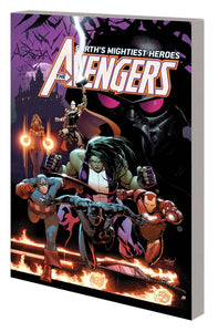 Avengers By Jason Aaron Tp Vol 03 War Of Vampire