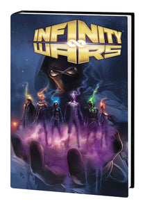 Infinity Wars By Gerry Duggan Hc Complete Collection