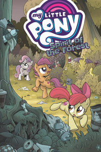My Little Pony Tp Spirit Of The Forest