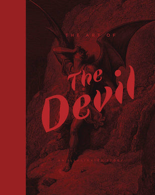 Art Of The Devil Illustrated History Hc