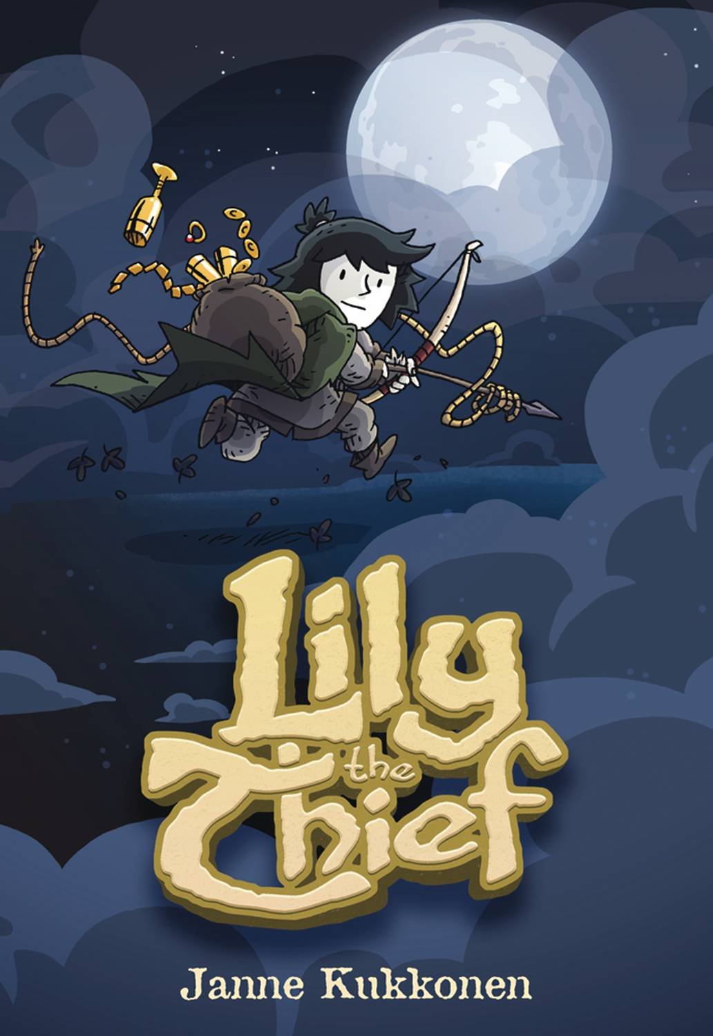 Lily The Thief Gn