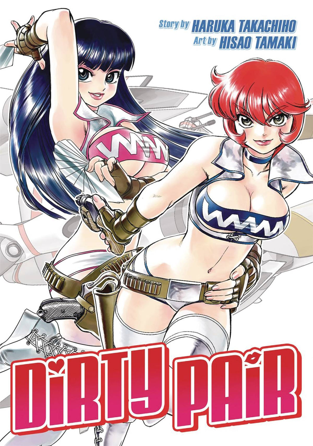 Dirty Pair Omnibus Gn