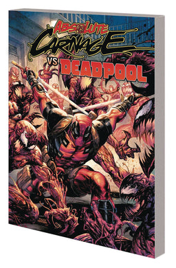 Absolute Carnage vs Deadpool TP - Books