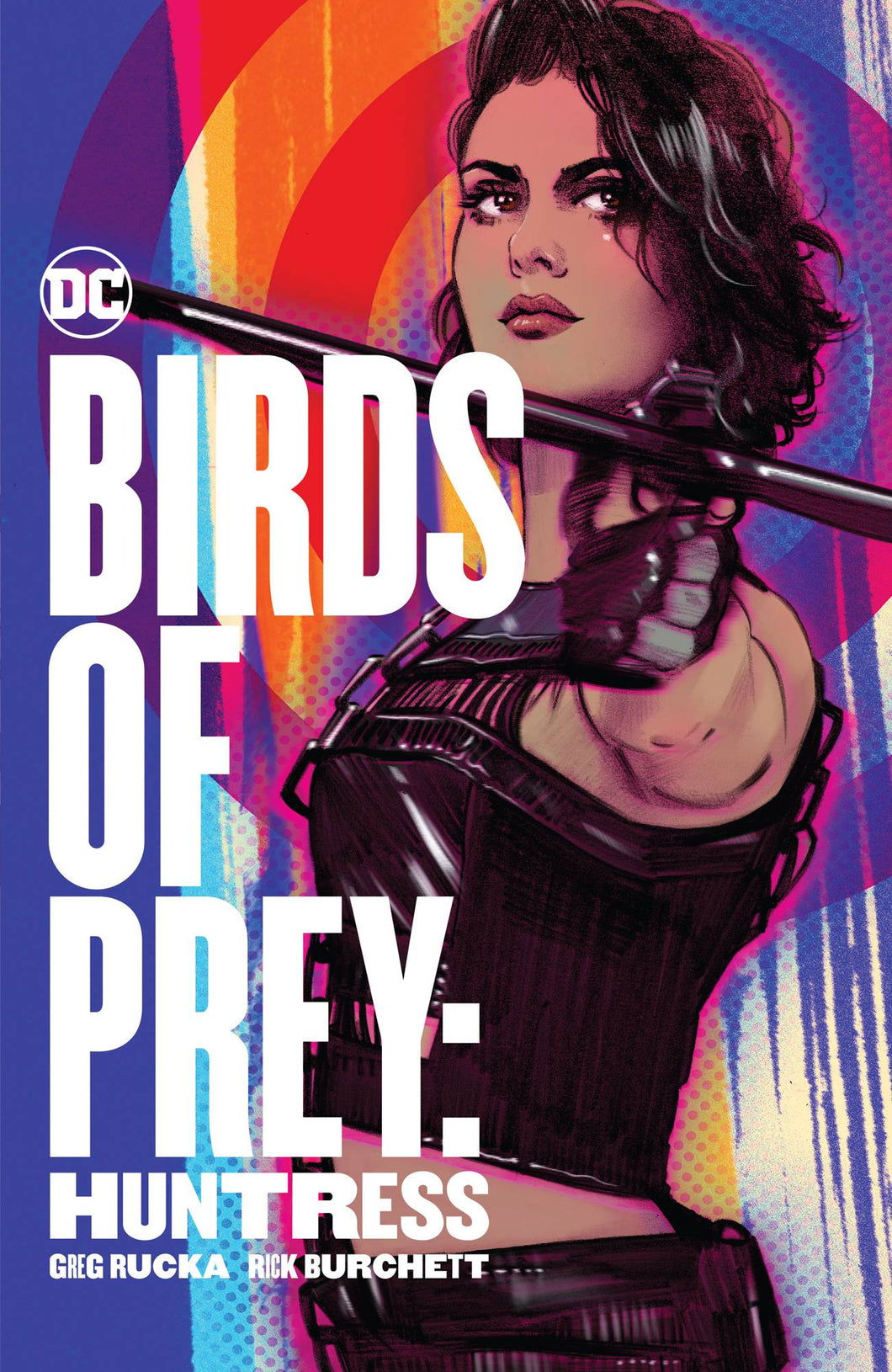 Birds Of Prey Huntress Tp