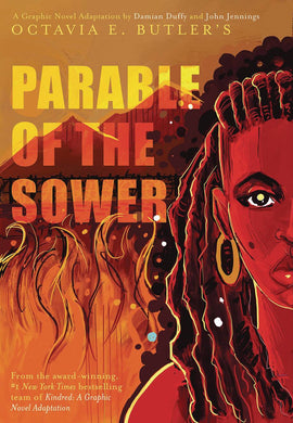 Octavia Butler Parable of The Sower HC GN - Books