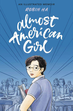 Almost American Girl GN - Books