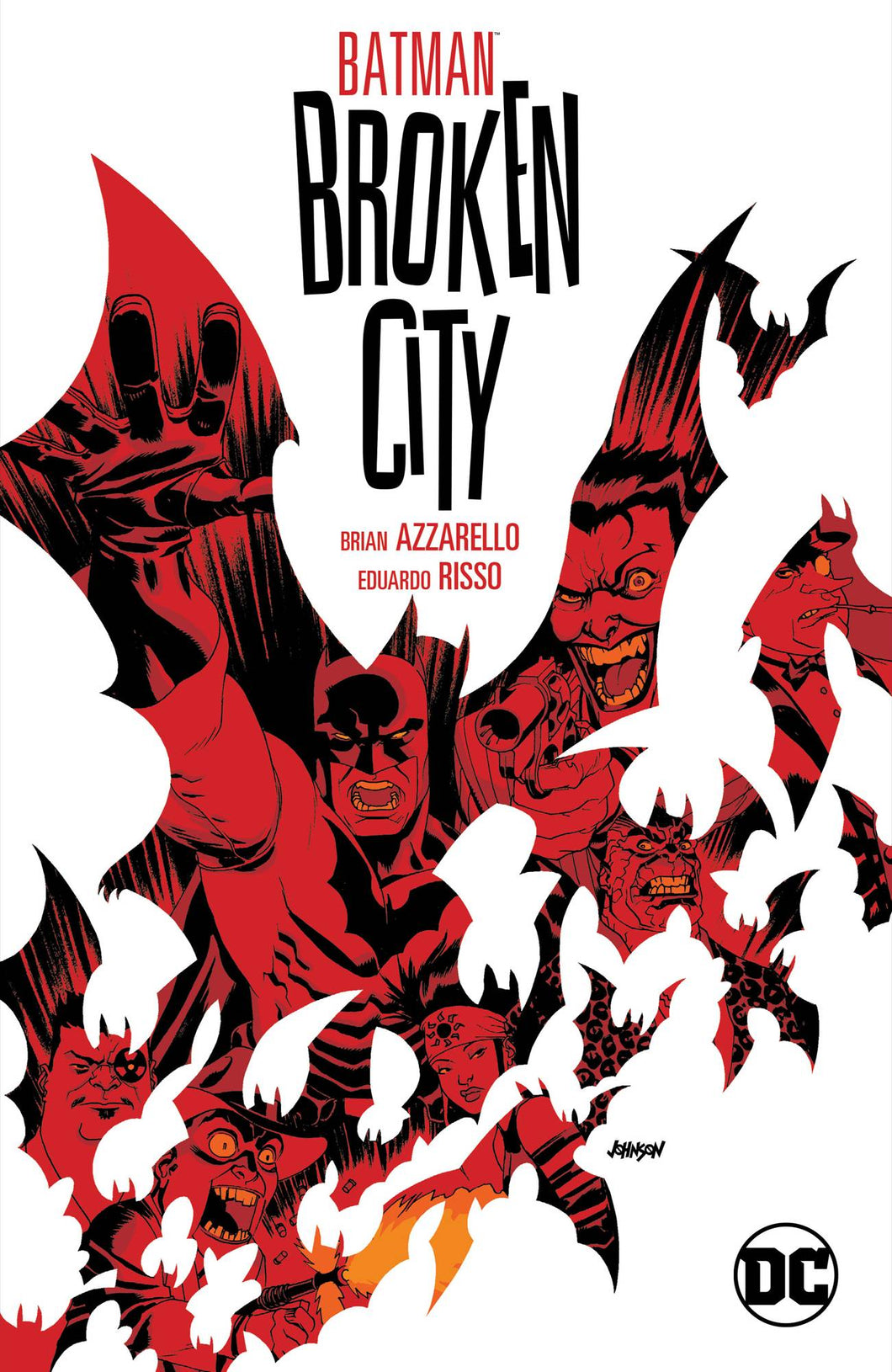 Batman Broken City New Edition Tp