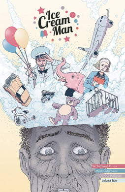 Ice Cream Man TP Vol 05 Other Confections - Books