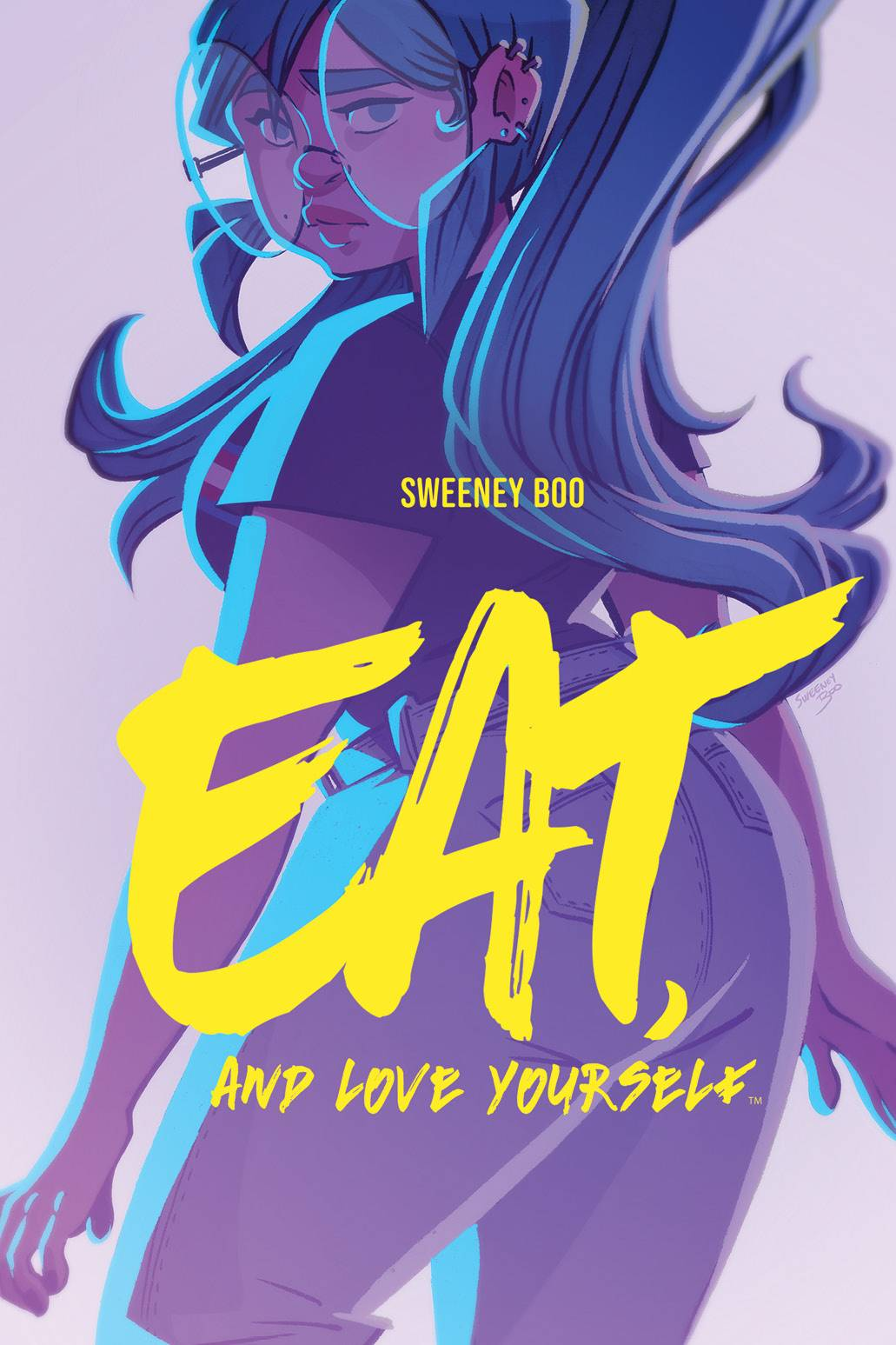 Eat And Love Yourself Original Gn