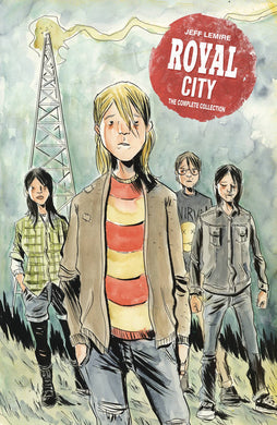 Royal City HC Vol 01 Complete Collection - Books