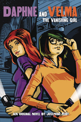 Daphne And Velma Novel Sc Vol 01 Vanishing Girl