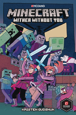 Minecraft TP Vol 02 Wither Without You - Books
