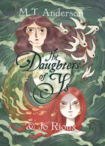 Daughters of Ys GN - Books