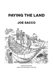 Paying The Land GN - Books
