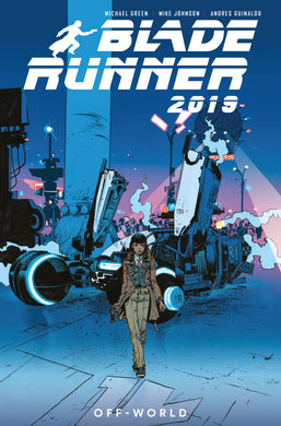 Blade Runner 2019 TP Vol 02 Off World - Books