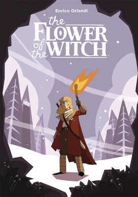 Flower of The Witch TP - Books