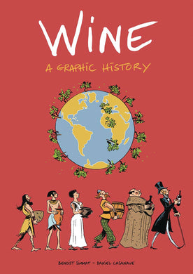 Wine A Graphic History Gn
