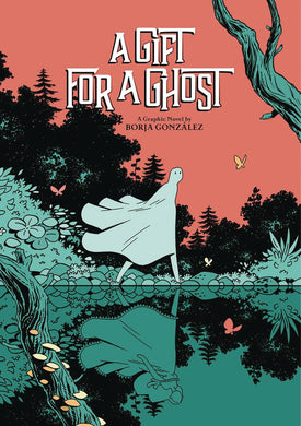 Gift For A Ghost HC GN - Books