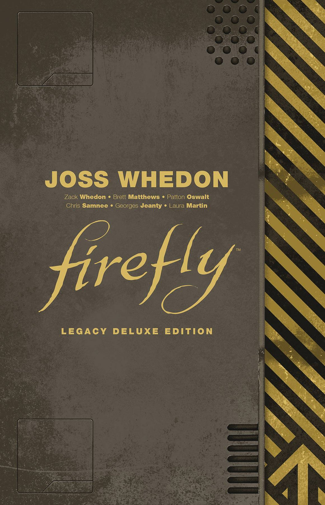 Firefly Legacy Deluxe Edition HC - Books