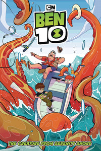 Ben 10 Original GN Creature From Serenity Shore - Books