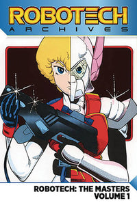 Robotech Archive TP The Masters - Books