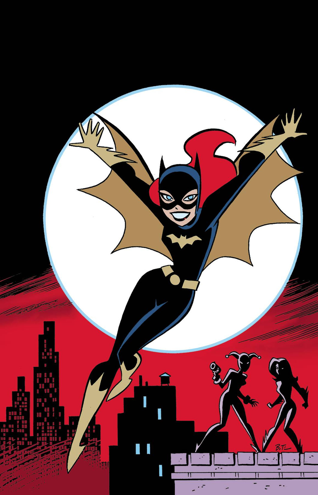 Batman Adventures Batgirl A League of Her Own TP - Books