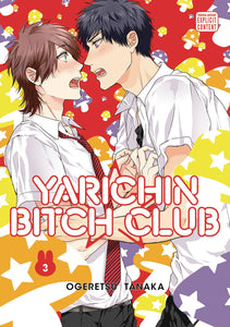 Yarichin Bitch Club Gn Vol 03