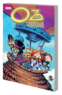 Oz Complete Collection GN TP Ozma Dorothy & Wizard - Books