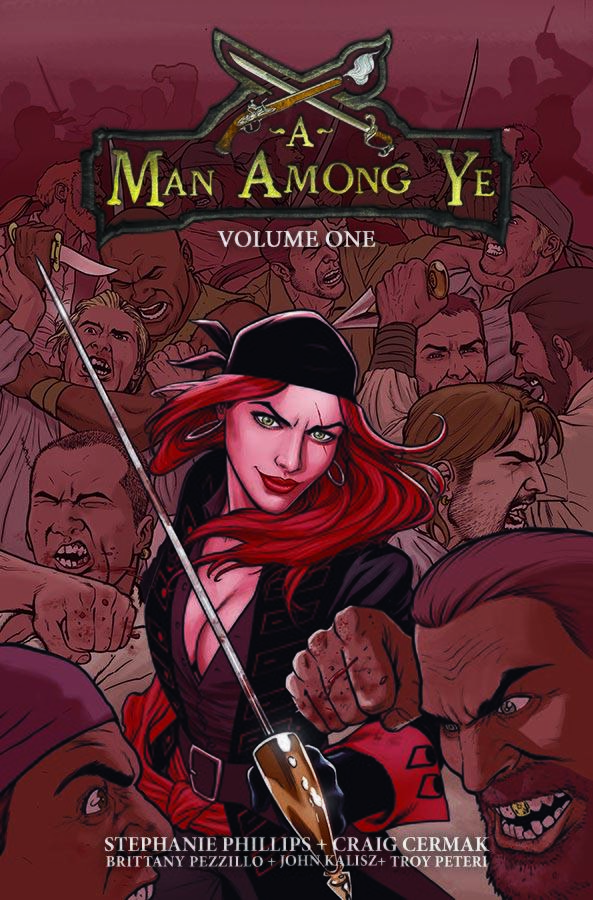 A Man Among Ye TP Vol 01 - Books