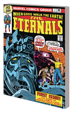 Eternals By Kirby Complete Collection Tp Classic Dm Va