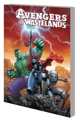 Avengers of The Wastelands TP - Books