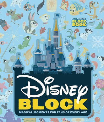 Disney Block Magical Moments For Fans of Every Age - Books