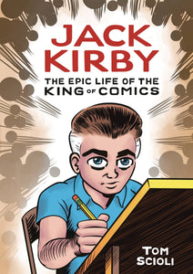 Jack Kirby Epic Life King Of Comics Hc Gn