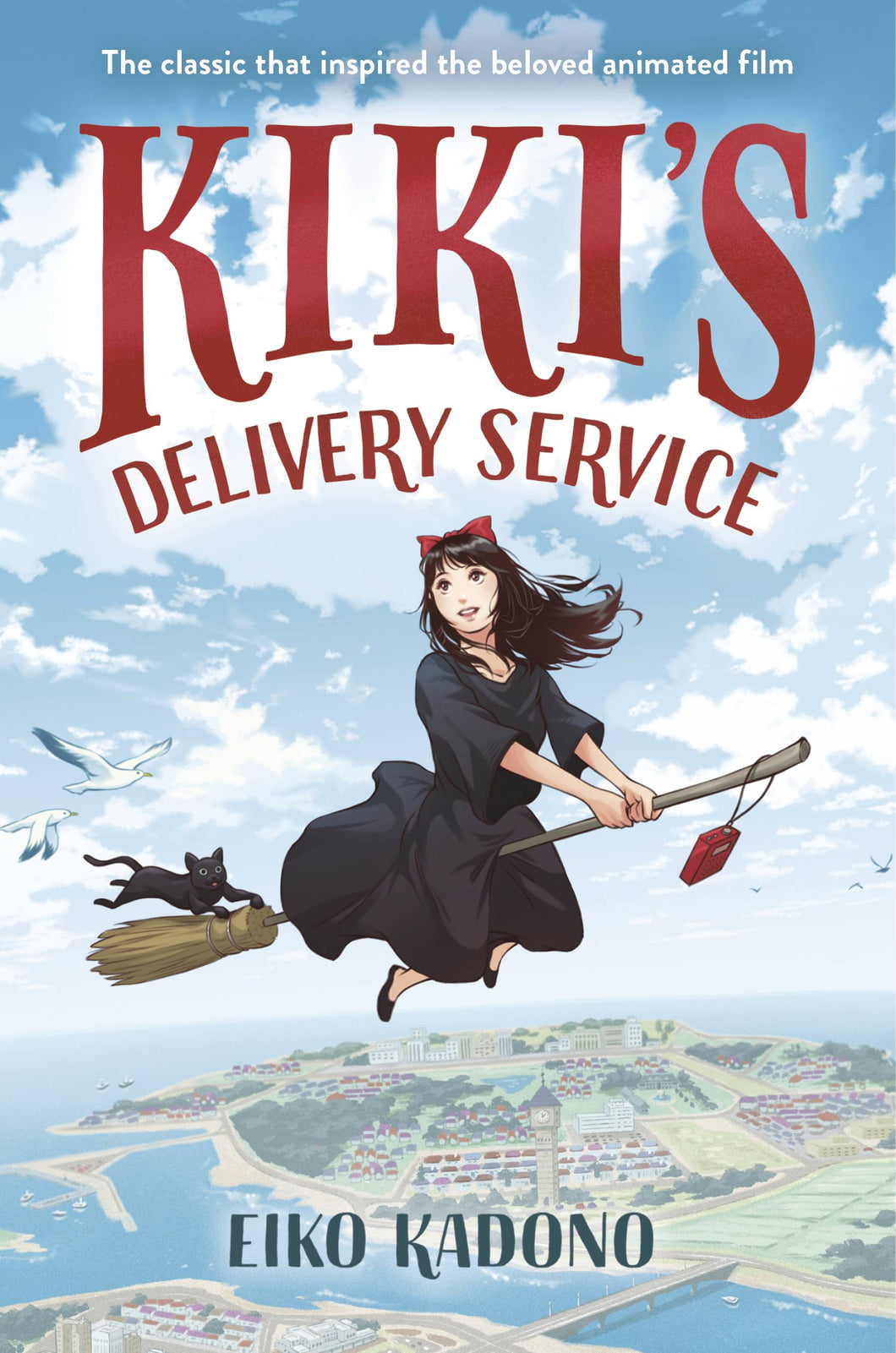 Kikis Delivery Service Hc Novel