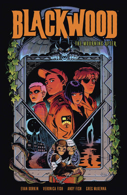 Blackwood TP Vol 02 Mourning After - Books
